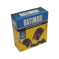 bait RATIMOR BRODIFACOUM paraffin 300g