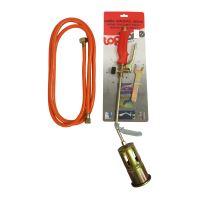 burner PB hose 3 m, a regulating valve, mixing chamber, 60 mm x 550 mm profi