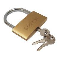 padlock, brass, 60
