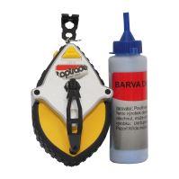 marking cord,quick winding,ALU,brake,powder,30 m, profi